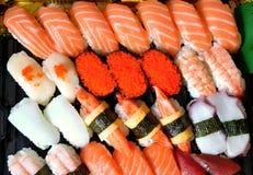 сортированные суши Стоковые Фото