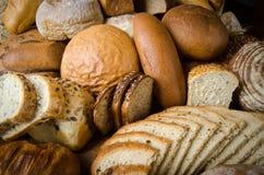 сортированные хлебы Стоковое Изображение RF