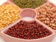 сортированные legumes Стоковые Фото