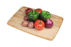 сортированные veggies Стоковое фото RF
