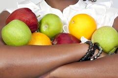 сортированный плодоовощ стоковое изображение
