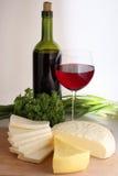 сортированный сыр Стоковые Фотографии RF