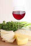 сортированный сыр Стоковые Изображения