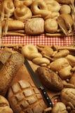 Сортированный хлеб Стоковое Изображение RF