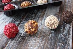 сортированный шоколад конфет Стоковая Фотография RF