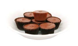 сортированный шоколад конфет Стоковая Фотография