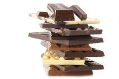 Сортированный шоколад Стоковое Изображение RF
