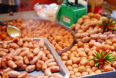 сосиска тайская Стоковое Фото
