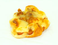 сосиска хлеба Стоковая Фотография