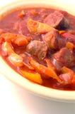 сосиска 140 перцев Стоковое Фото