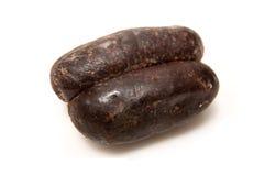 сосиски черного пудинга Стоковая Фотография RF