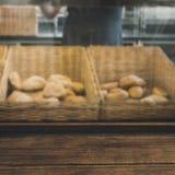 Составное изображение взгляда высокого угла деревянного настила Стоковая Фотография