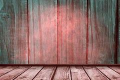 Составное изображение деревянных планок Стоковые Изображения RF