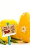 Составное изображение знака охоты пасхального яйца Стоковые Фотографии RF