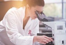 Составное изображение ленты осведомленности рака молочной железы стоковые фото