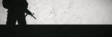 Составное изображение серой предпосылки Стоковое Изображение