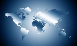 составьте карту мир Стоковые Фото