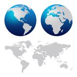 составьте карту мир бесплатная иллюстрация