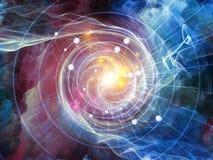 Состав атома Стоковые Изображения RF
