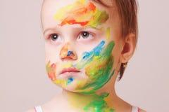 Состав детей (юмористическое изображение) Стоковые Фото