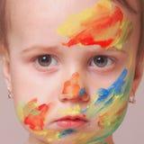 Состав детей (юмористическое изображение) Стоковые Изображения RF