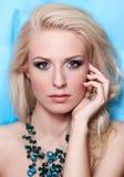 состав здоровья косметик красотки Стоковое Изображение RF