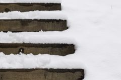 Состав зимы Стоковые Изображения RF