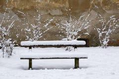 Состав зимы Стоковые Фото