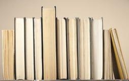 Состав книг hardback задняя школа к Космос экземпляра предпосылки образования для текста Стоковые Фотографии RF