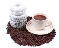 состав кофе Стоковое фото RF