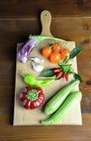 Состав овощей Стоковая Фотография RF