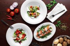 Состав пищи #1 Стоковые Изображения