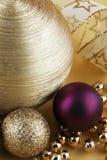 Состав рождества Стоковые Фотографии RF