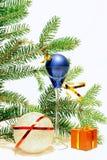 состав рождества Стоковое фото RF