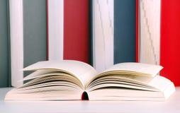 Состав с книгами Стоковая Фотография RF