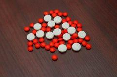 Состав таблеток Стоковое фото RF