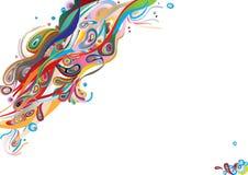 состав цвета Стоковая Фотография RF