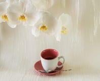 Состав чашки кофе Стоковое Изображение RF