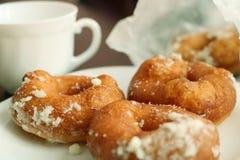 Состав donuts Стоковое Фото