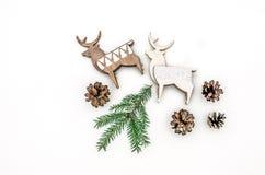 Состав ` s Нового Года необыкновенный Предпосылка рождества для представления работы или текста Стоковая Фотография