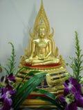 Состояние Будды на виске Famen Стоковые Изображения