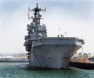 состыкованный корабль стоковое изображение rf