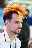 Состязание Hairdressing Стоковые Фотографии RF