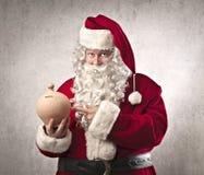 Сосуд Дед Мороз Стоковая Фотография RF