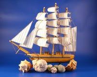 сосуд sailing Стоковые Изображения