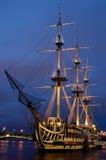 сосуд sailing Стоковая Фотография