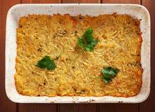 Сотейник картошки стоковая фотография rf