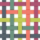соткать пастели цвета Стоковая Фотография RF