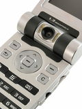 сотовый телефон камеры Стоковая Фотография