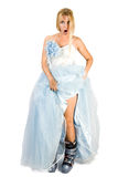 сотрястенная невеста Стоковые Фотографии RF